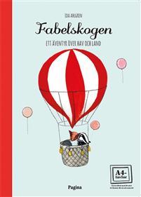 fabelskogen-ett-aventyr-over-hav-och-land-en-tavelbok-20-ark-att-rama-in